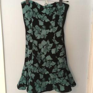 Rachel Roy Strapless Cocktail Dress